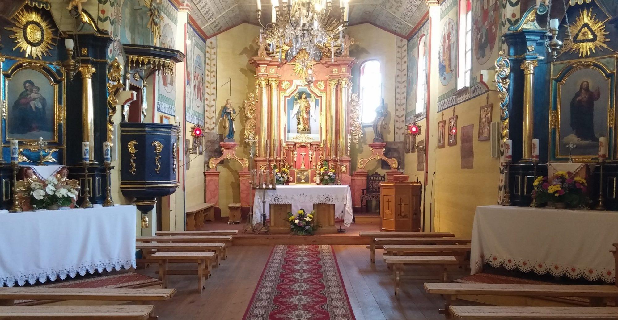 Parafia Rzymskokatolicka św.MichałaArchanioła w Małej